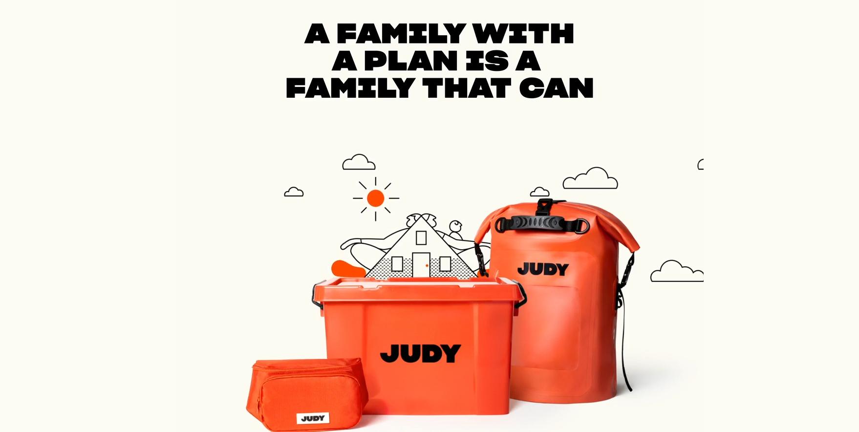 Judy的logo设计