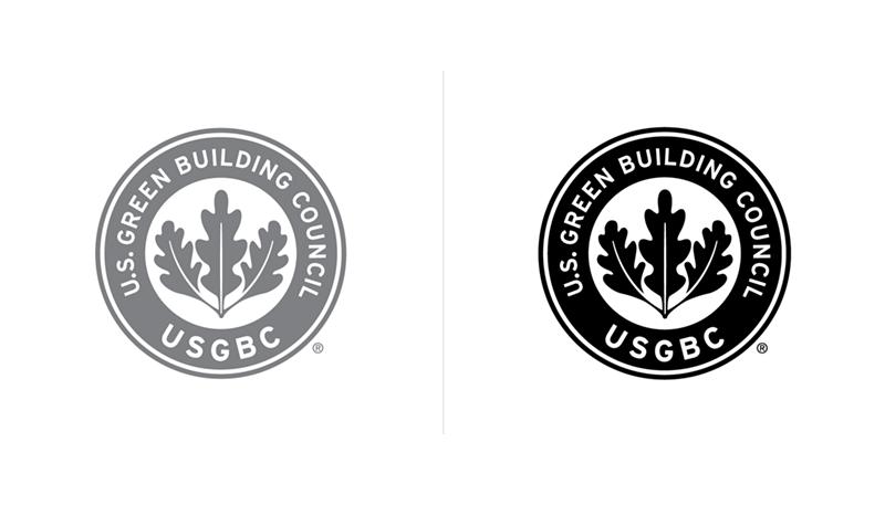 绿色建筑委员会(USGBC)logo设计