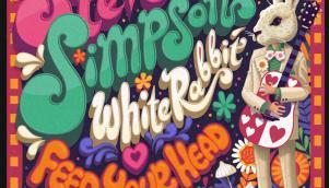 '白兔子''唱片封面的设计