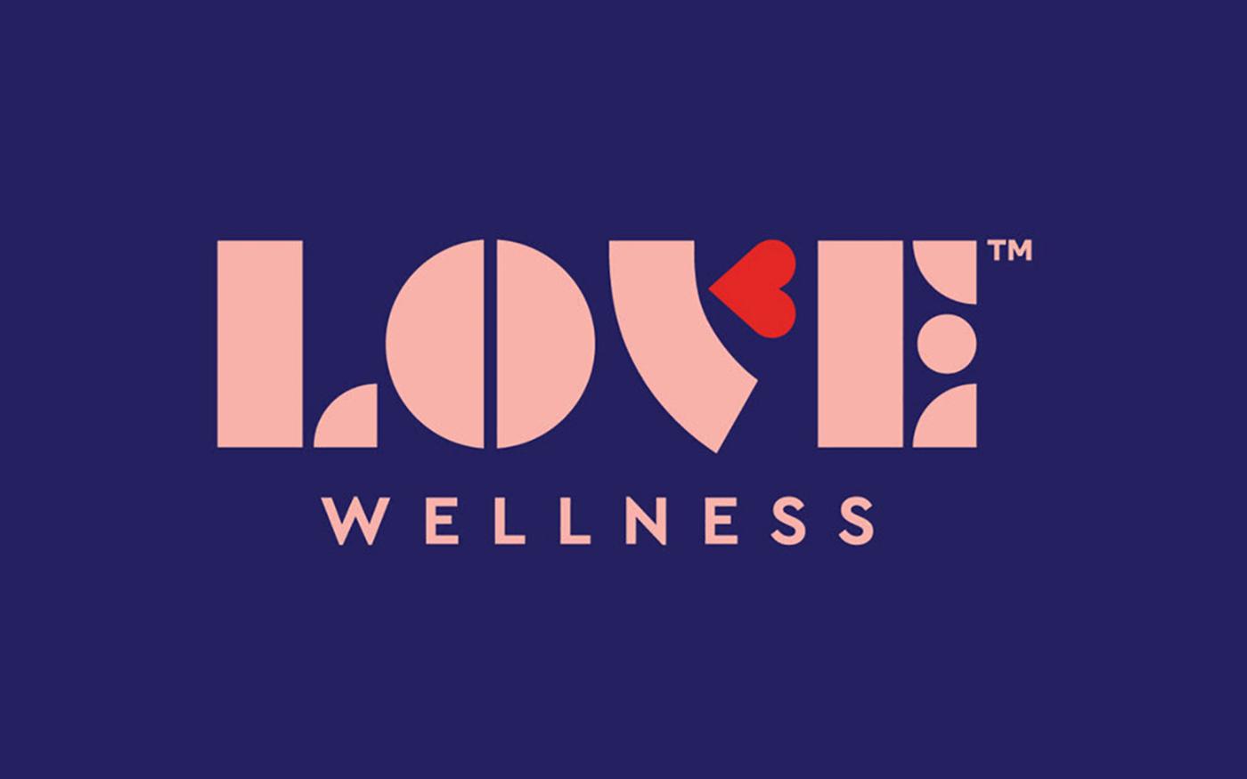 Wellness Actually的logo设计创意解析