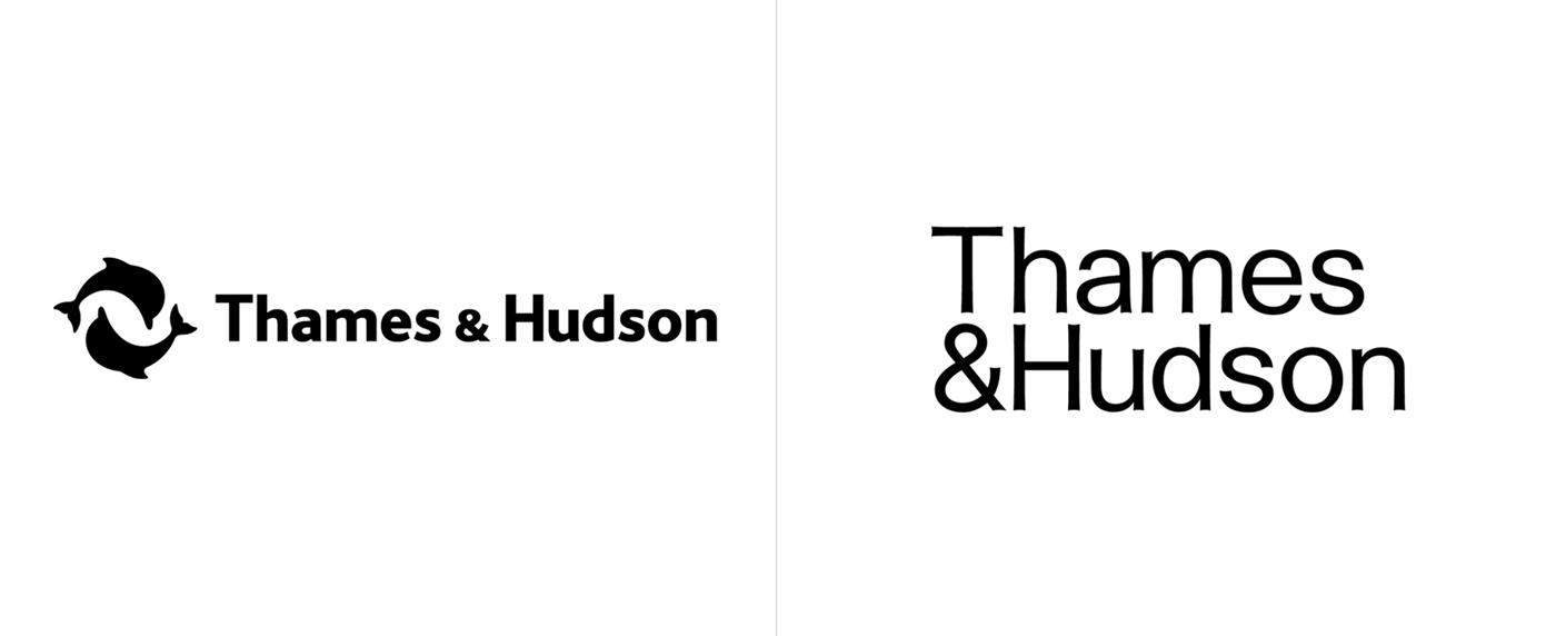 泰晤士与哈德森家族企业logo设计来历