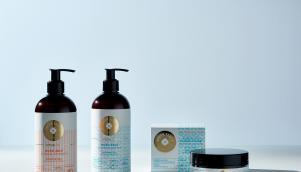 H-S化妆品系列品牌形象包装设计