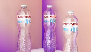 重新设计莫申斯卡矿泉水品牌形象包装设计