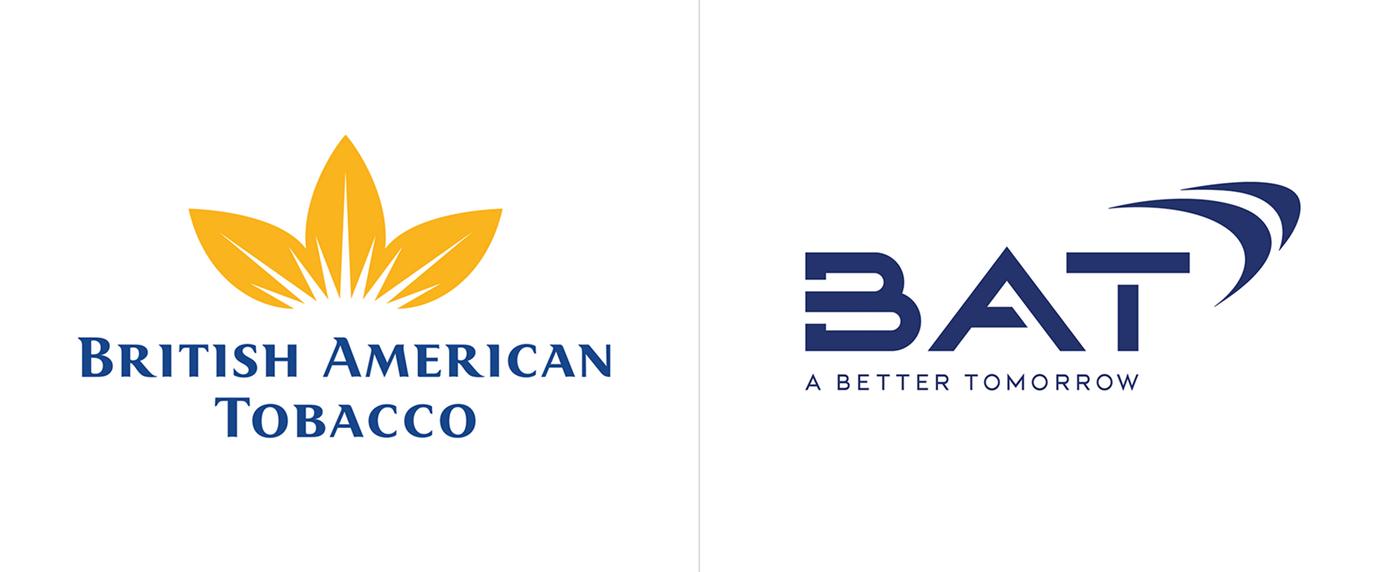 烟草公司品牌形象升级重要一环的标志设计