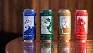 设计公司怎样通过视觉设计和包装设计让小型酿酒厂华丽转身