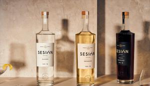 设计公司执行高级龙舌兰酒商标设计和包装设计